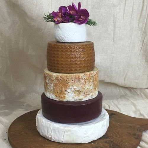 Freya Wedding Cheese Cake, 4.1kg party cheese tower